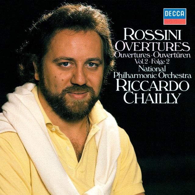 Rossini: Overtures Vol. 2