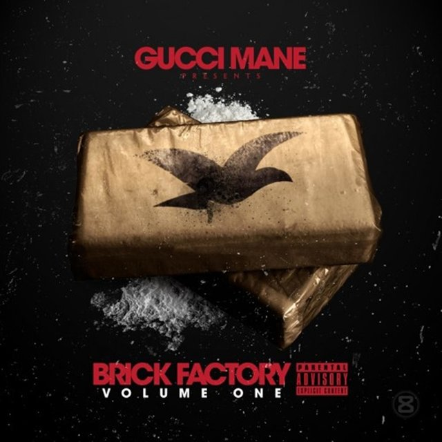 Cover art for album Brick Factory by Gucci Mane