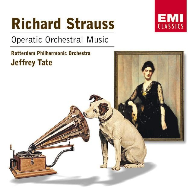 R.Strauss: Orchestral Operatic Music