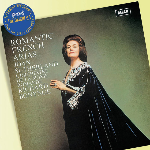 Romantic French Arias