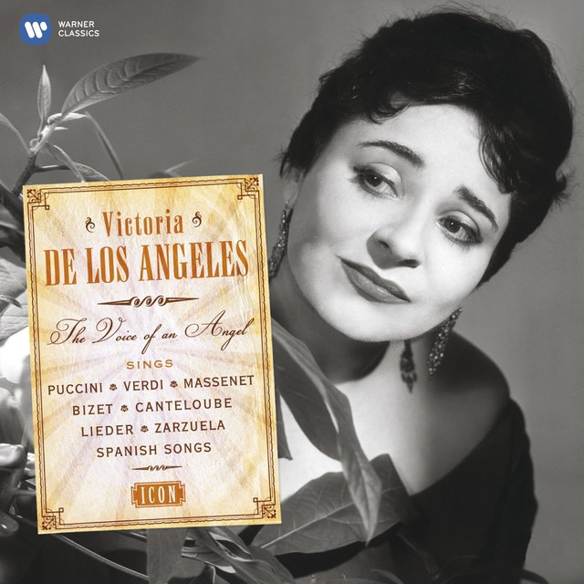 Icon: Victoria De Los Angeles