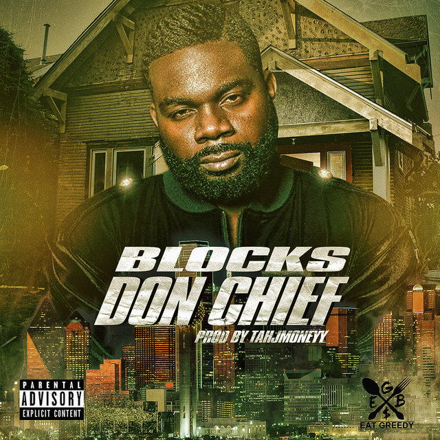 Cover art for album Blocks by Don Chief
