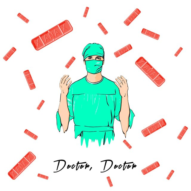 Doctor, Doctor (feat. Brice Pope)