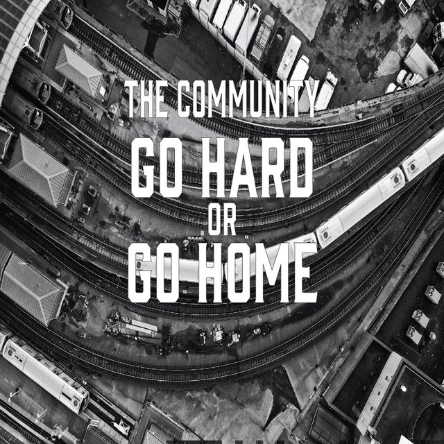 Go Hard or Go Home (feat. Tight Tone, Professor PatMan & S.K.I.P)