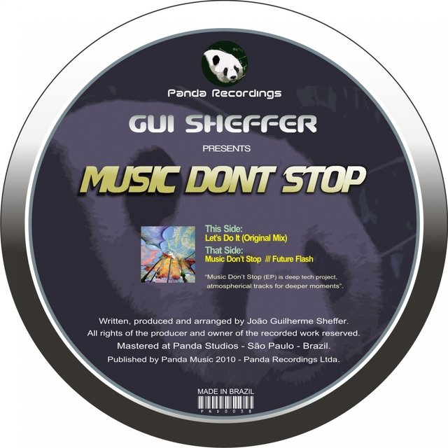 Don't Stop the Music EP