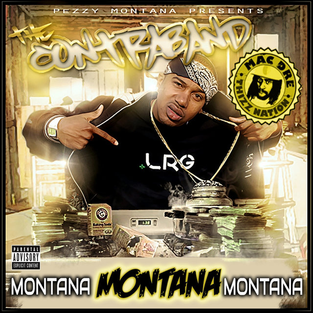 Pezzy Montana Presents: The Contraband