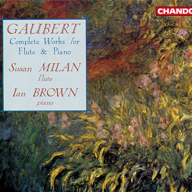 Gaubert: Complete Works for Flute and Piano