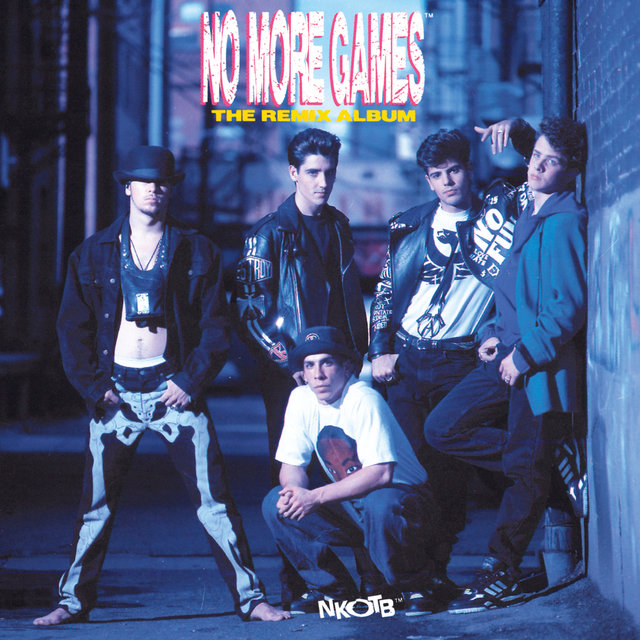 No More Games/The Remix Album