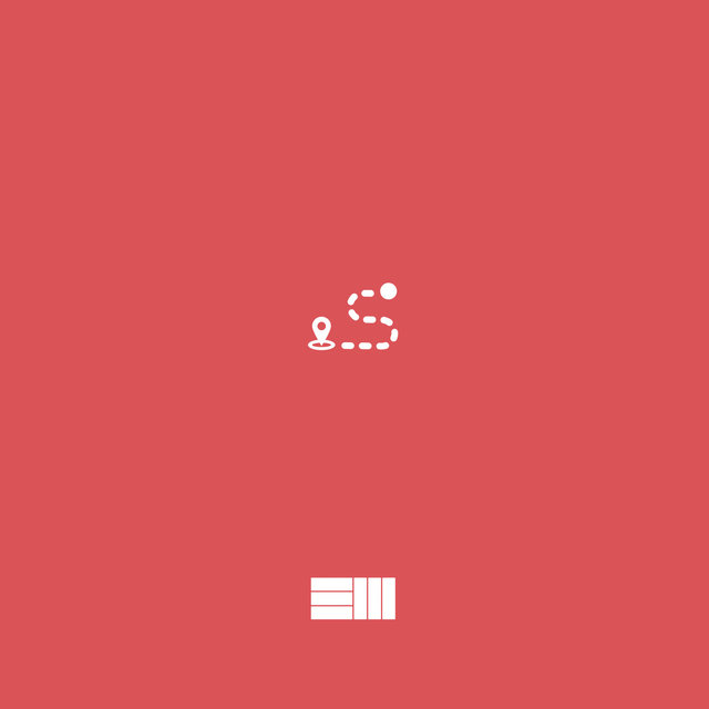 Cover art for album On The Way by Russ