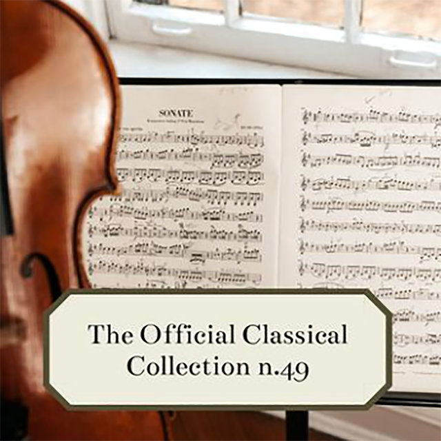 The Official Classical Collection n.49