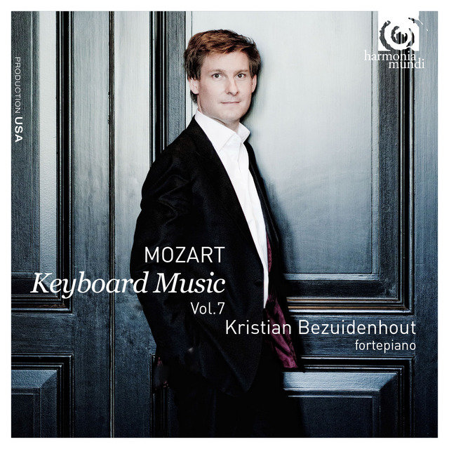 Mozart: Keyboard Music Vol. 7