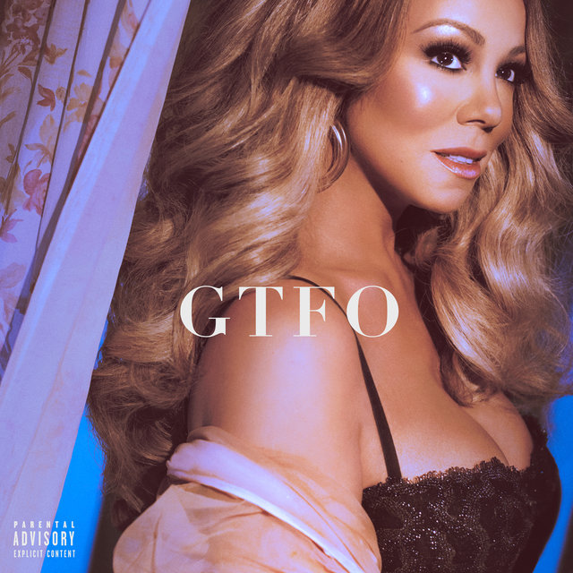 Cover art for album GTFO by Mariah Carey