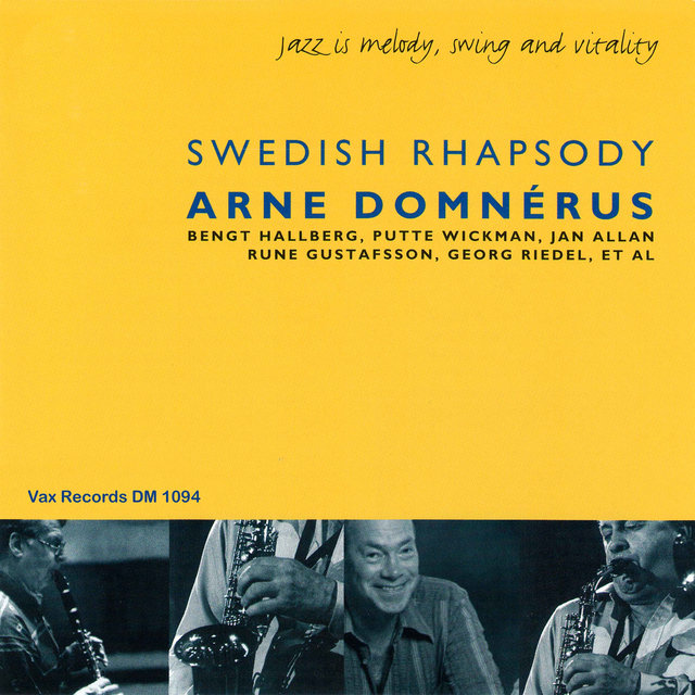 Swedish Rhapsody (Remastered)