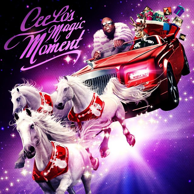CeeLo's Magic Moment