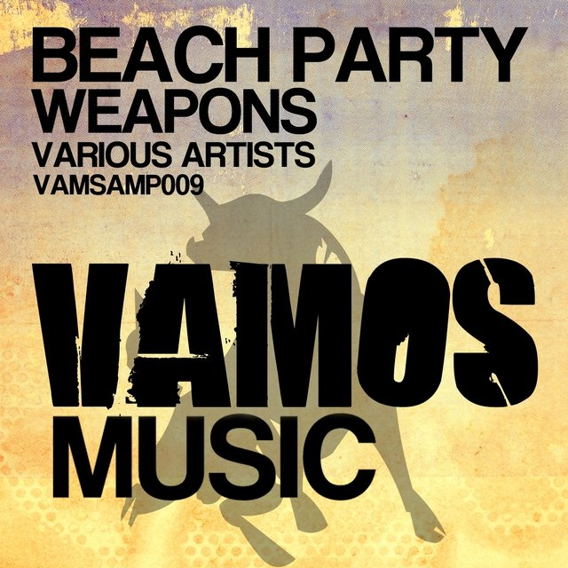 Beach Party Weapons