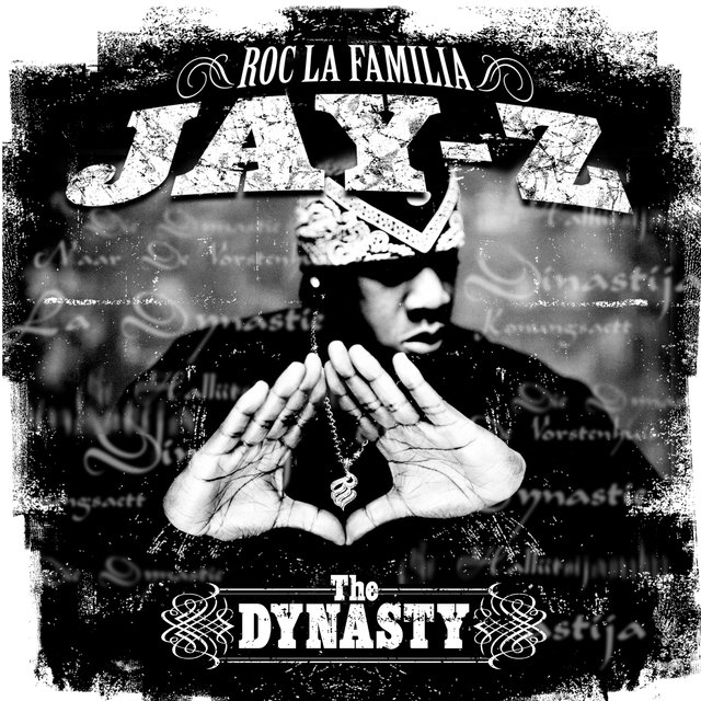 Cover art for album The Dynasty: Roc La Familia (Edited Version) by JAY-Z