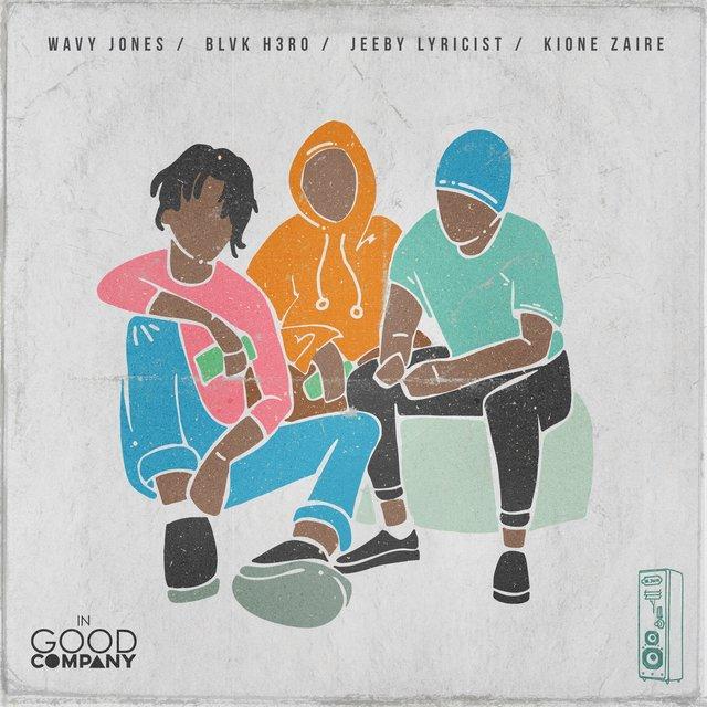 Cover art for album  by Wavy Jones