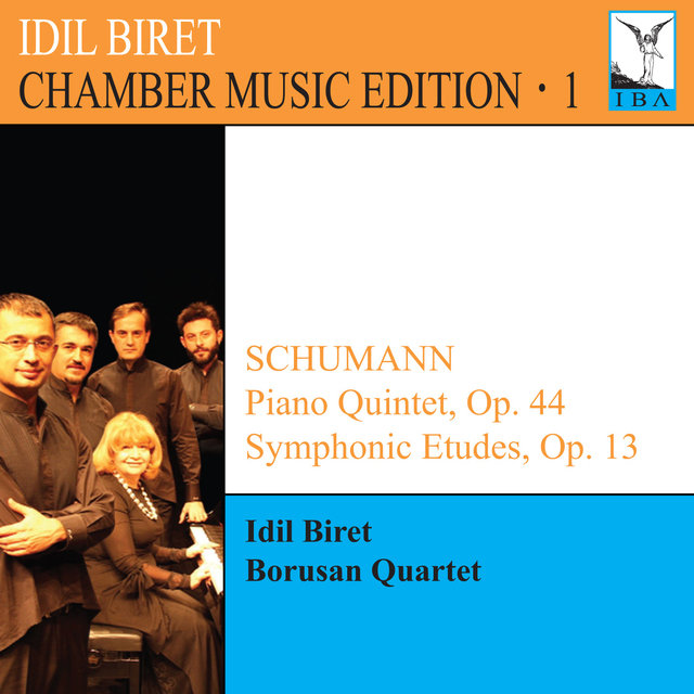 İdil Biret Chamber Music Edition, Vol. 1