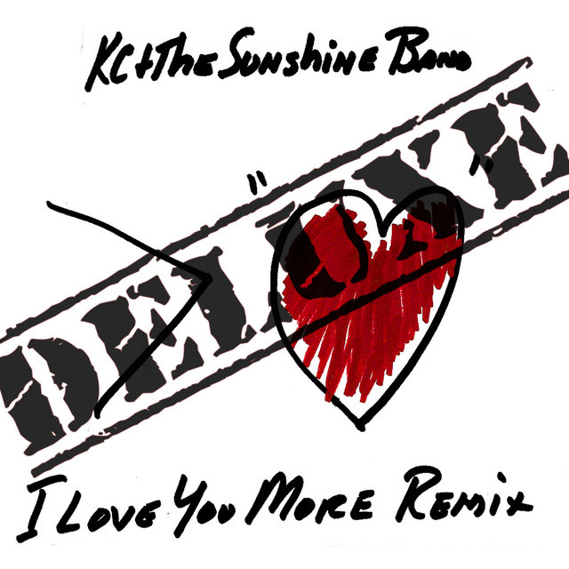 I Love You More Remix - Deluxe