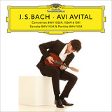 J.S. Bach: Concerto for Harpsichord, Strings, and Continuo No.1 in D minor, BWV 1052 - 1. Allegro (Transcr. for Mandolin and Orchestra by Avi Avital)