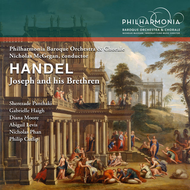 Handel: Joseph and His Brethren, HWV 59