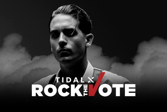 Live at TIDAL X Rock The Vote