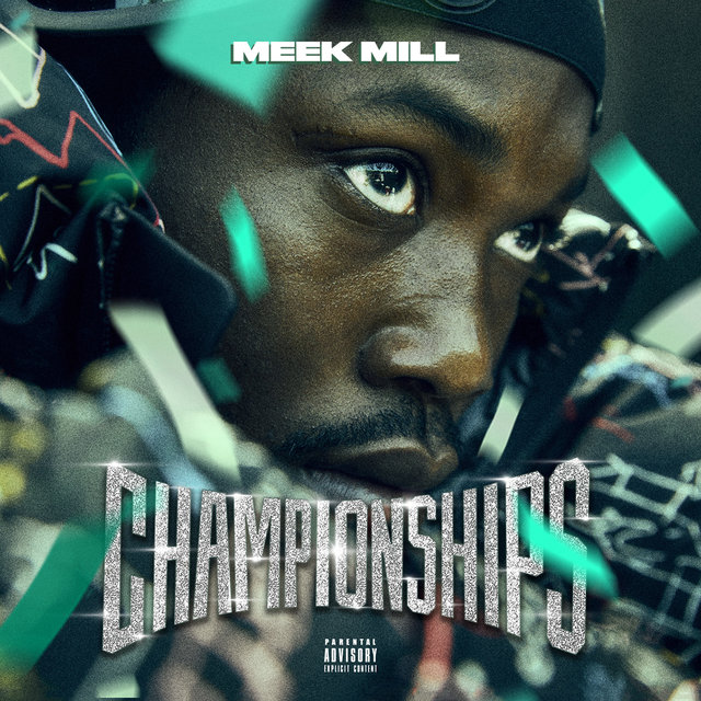 Cover art for album Championships by Meek Mill