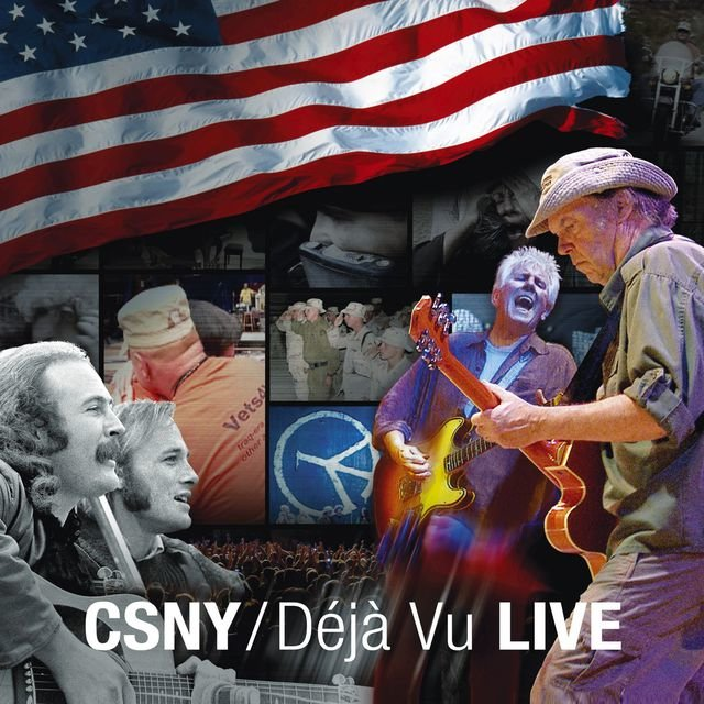 CSNY/Déjà Vu Live (iTunes Exclusive)