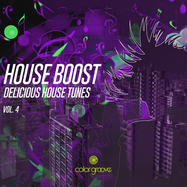 House Boost, Vol. 4 (Delicious House Tunes)