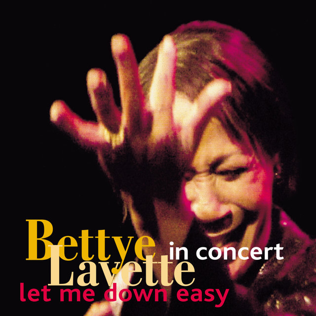 Let Me Down Easy - In Concert