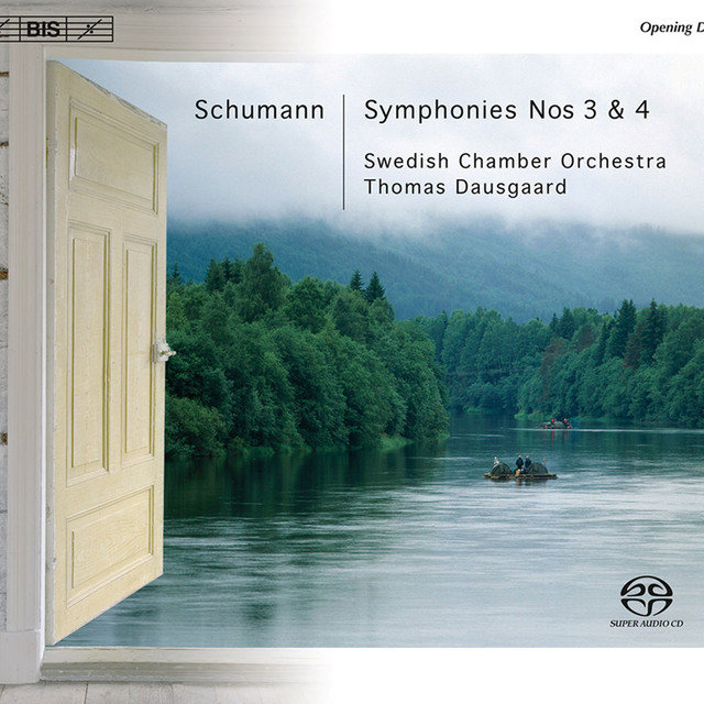 Schumann, R.: Symphonies Nos. 3 and 4