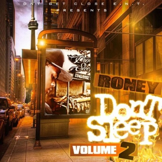 Don't Sleep the Mixtape, Vol. 2