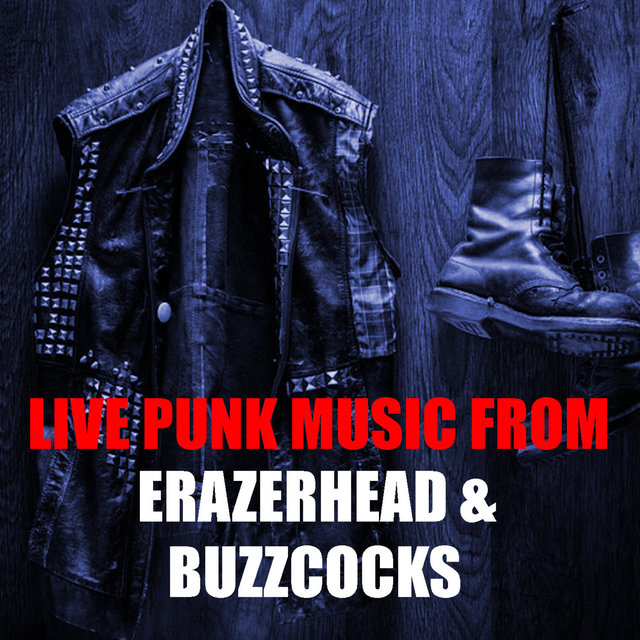 Live Punk Music From Erazerhead & Buzzcocks