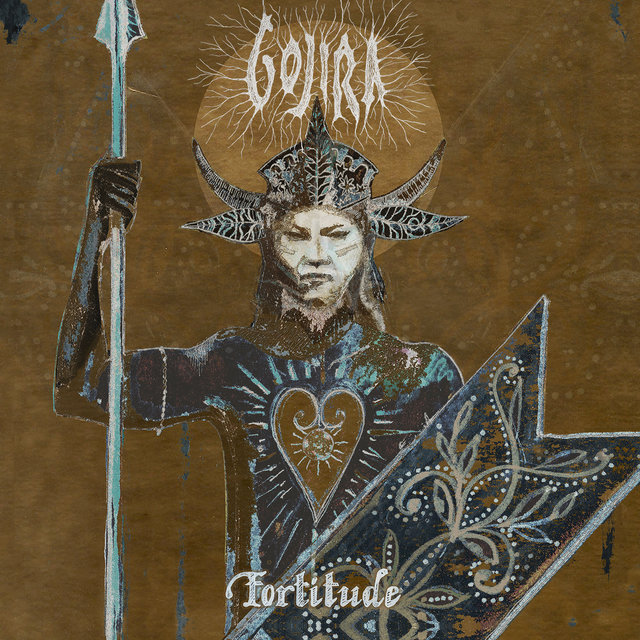 Cover art for album Fortitude by Gojira