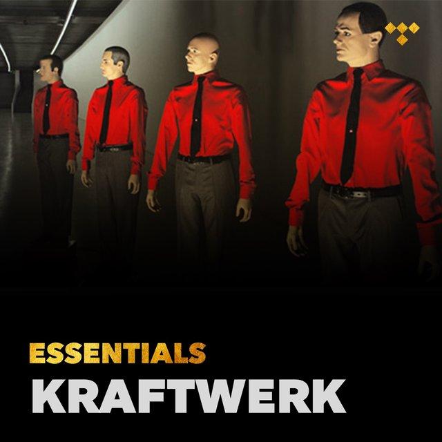 Cover art for album Kraftwerk Essentials by TIDAL