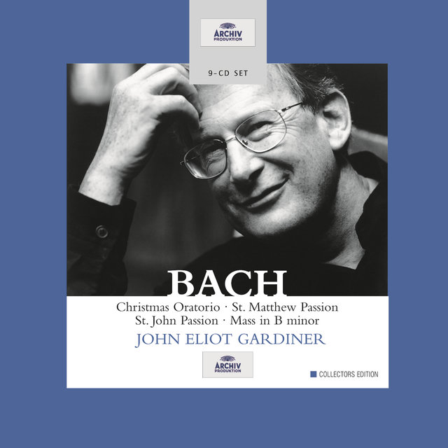 Bach, J.S.: Christmas Oratorio; St. Matthew Passion; St. John Passion; Mass in B minor