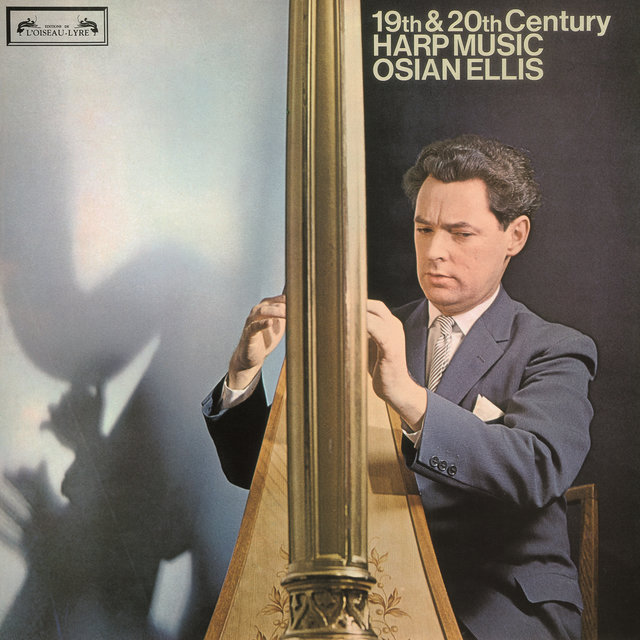 19th and 20th-Century Harp Music