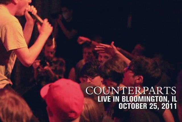 Live In Bloomington, IL - Oct 2011