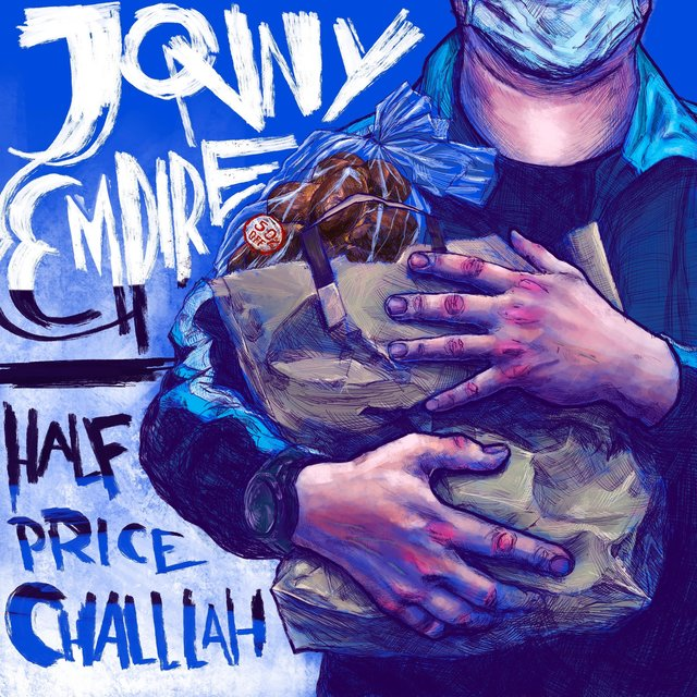Cover art for album  by Jonny Empire
