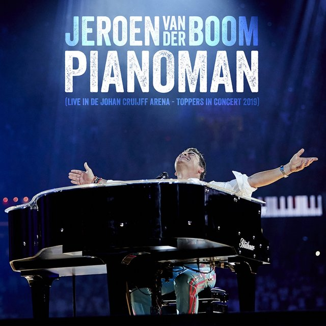 Pianoman (live in de Johan Cruijf Arena - Toppers In Concert 2019)