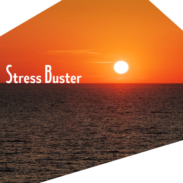 Stress Buster - Ocean Calming Music to Relax the Mind and Body