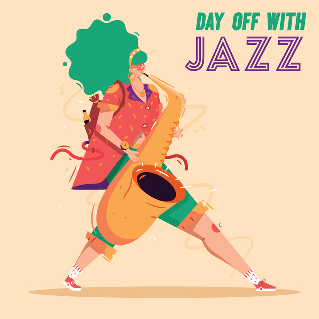 Day Off with Jazz: Relaxing Sounds, Calm Lounge Music, Perfect for Chilling Out, Calming Down