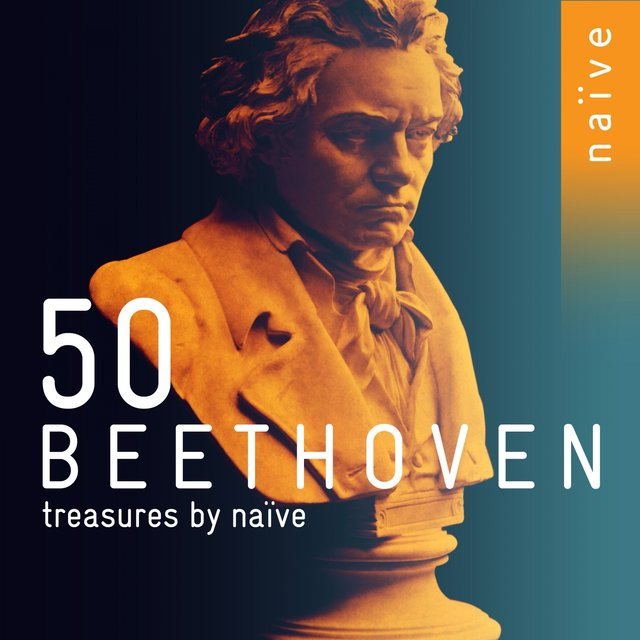 50 Beethoven Treasures by naïve