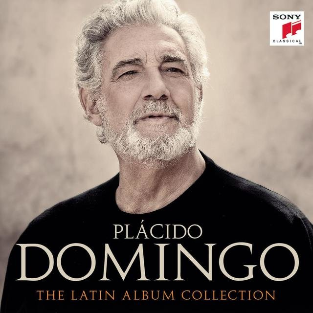 Plácido Domingo - The Latin Album Collection