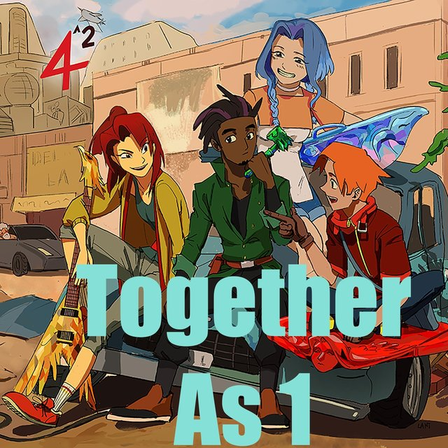 Together as 1