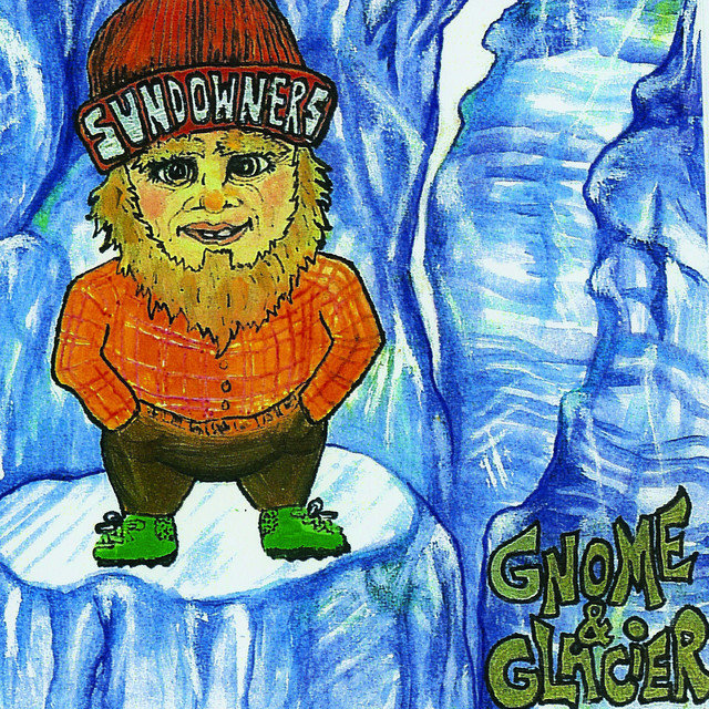 Gnome and Glacier