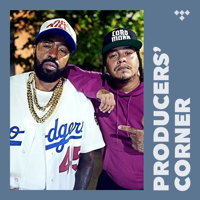 Cover art for album Producers' Corner by TIDAL