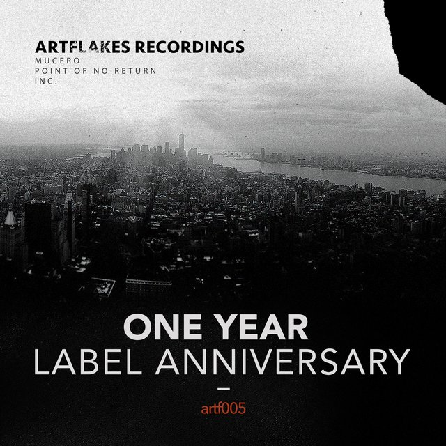 One Year Label Anniversary