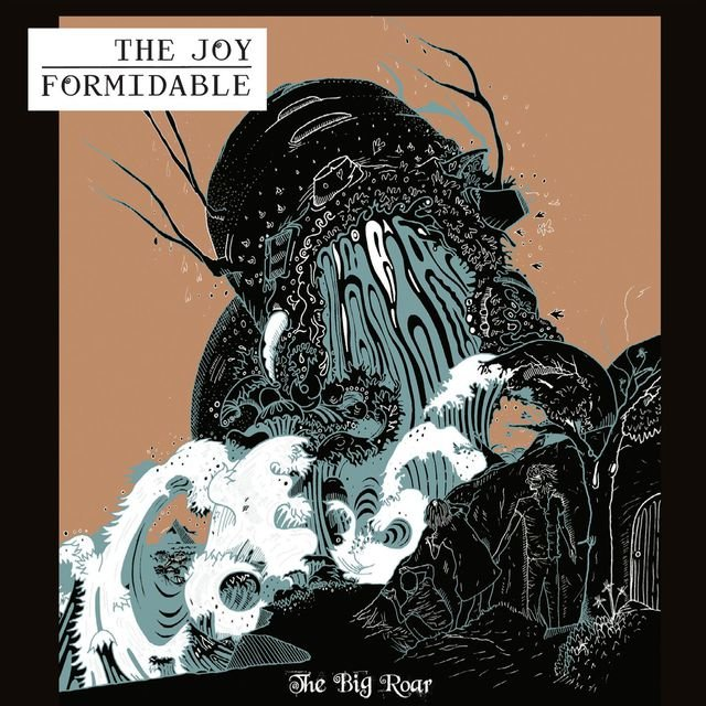 Cover art for album The Big Roar by The Joy Formidable