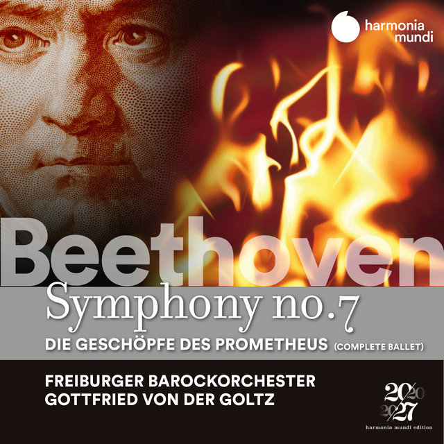 Beethoven: Symphony No. 7 - The Creatures of Prometheus
